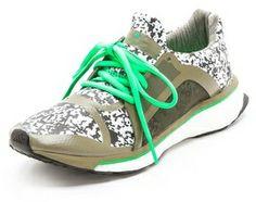 Adidas by stella mccartney Trochilus Boost Sneakers on shopstyle.co.uk