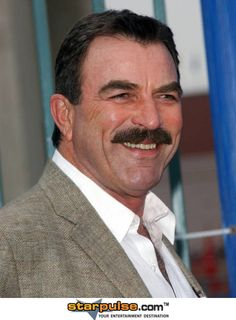 Tom Selleck- hot and still looking good as he did back when Magnum was #1. Great style, presence and likes off beat characters- where I think you see Tom doing his best work