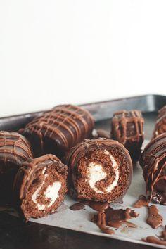 Chocolate swiss rolls @ thelittlewhitekitchen.com24