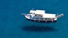 Floating...on the air. - Skiathos, Magnisia