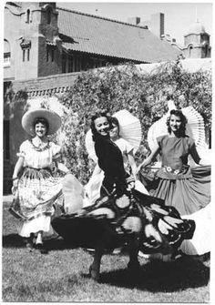 Santa Fe Fiesta. Fiesta dresses.
