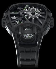 Hublot Masterpiece – Key of Time watch Unique Watches. Dream Watches, Fine Watches, Luxury Watches, Cool Watches, Watches For Men, Unique Watches, Stylish Watches, Beautiful Watches, Hublot Watches