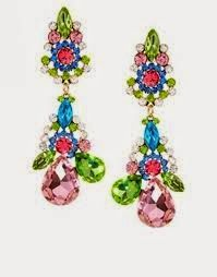 Shop River Island Vintage Look Multi Cocktail Earrings at ASOS. Valentines Day Makeup, Earring Trends, Online Shopping Clothes, Latest Fashion Clothes, Pretty Little, Vintage Looks, Dangle Earrings, Dangles, Asos