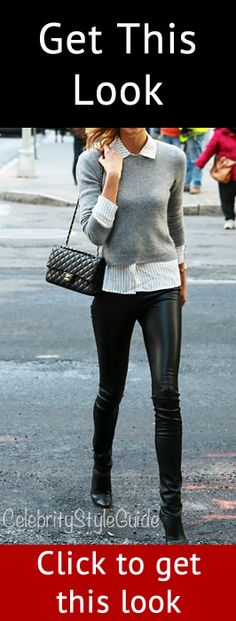 outfit-ideas-leather-legging-boots-Karlie-Kloss-get-this-look