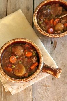 slow cooker sunday – beef stew