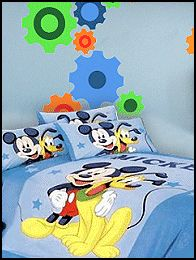 Bedding for Austin's room. Maybe I am more obsessed with Disney then Austin is lol