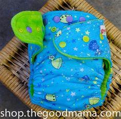 Fairy dust. Goodmama diapers