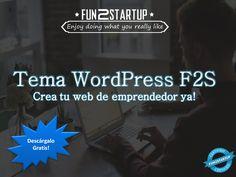 Tema WordPress Fun2Startup