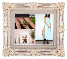 """""""Bohemian"""" by thevintagecinderella ❤ liked on Polyvore featuring etsy, etsyshop and GemOfHarmony"""