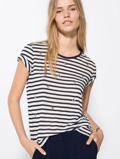 Women's T-shirts - Winter Sale   Massimo Dutti