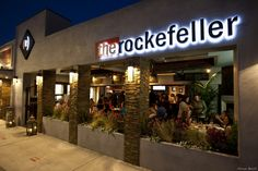 Local Nuggets: The Rockefeller - South Bay Digs. Located at 422 Pier Avenue, features great food and great atmoshphere in Hermosa Beach, California.