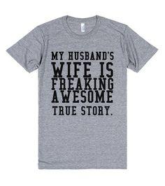 HUSBAND'S WIFE