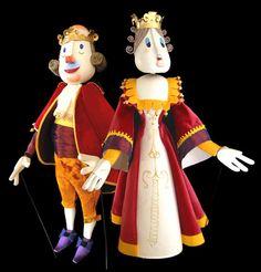 Cannon Hill Puppet Theatre Birmingham Emperor's New Clothes