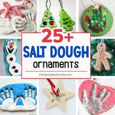 Salt Dough Recipe Ideas