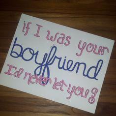 Boyfriend- Justin Bieber ✔