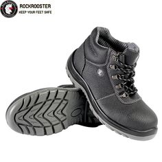 buy online 4c59b 8f1e3 KEMMERER---ROCKROOSTER AC Series Men s work boots Lace up ankle boots with  steel toe cap - AU 61.43