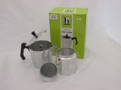 Cafetera Alumnio METTA en tuMercadoLocal Stove, Coffee Maker, Kitchen Appliances, Coffee Percolator, Platform, Coffee Maker Machine, Diy Kitchen Appliances, Home Appliances, Range