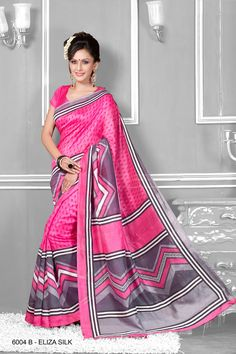 Buy Latest Casual Printed Sarees