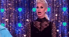 New trendy GIF/ Giphy. episode 1 rupauls drag race shocked shock premiere ahh rupauls drag race all stars season 2. Let like/ repin/ follow @cutephonecases