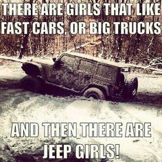 Girls and Rides /Jeep quotes / jeep wrangler / it's a jeep thing / jeep girl / type of girl.WE LOVE OUR JEEP! Jeep Meme, Jeep Humor, Jeep Funny, Car Humor, My Dream Car, Dream Cars, Jeep Quotes, Jeep Wrangler Quotes, Jeep Sayings