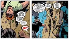 Blind lawyer Matt Murdock aka Daredevil has a wicked sense of humor.