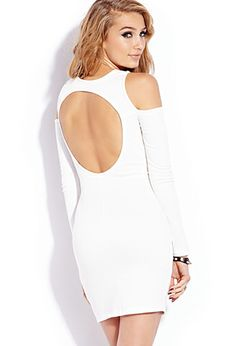 Bare It Bodycon Dress | FOREVER21 - 2000126715less than $25