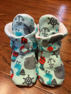 Babies can't kick these booties off. So cute. Www.facebook.com/tootsietraps