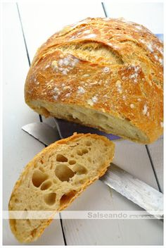 Pan Rapido Thermomix, Pan Bread, Artisan Bread, Canapes, Sin Gluten, Allrecipes, Bakery, Meals, Cooking