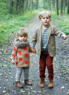 looks just like this could be Reece and his future little sister! lol