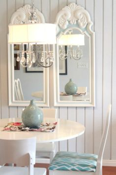 Top 60 Furniture Makeover DIY Projects and Negotiation Secrets Shown: Fabulous Mirror Makeover