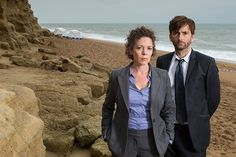 The Best Foreign TV Shows You're Not Watching (But Should Be) #refinery29  http://www.refinery29.com/2015/04/86126/best-foreign-tv-shows#slide-23  Broadchurch, EnglandTwo detectives investigate the murder of a boy in a small town filled with secrets.Where to watch: Netflix