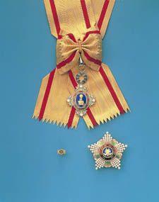 Imperial Orden de la Corona Preciosa (mujeres)