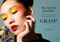 Tao Okamoto - Glass Magazine - The Bird of Paradise