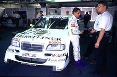 1996 Mercedes-Benz C-Class DTM Competition Saloon