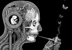Album cover for metal band Soen - Cognitive Review