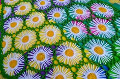 vicarno's mama: Zonnig haken - sunny crochet