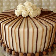 Elegant Birthday Cakes For Men