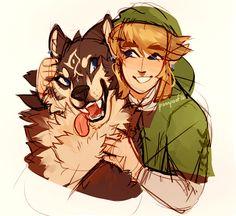 (Legend of Zelda: Twilight Princess) Link