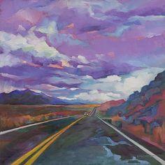 """Presentación de la propia pintora:   """"Soy una artista que vive en el país de la granja del norte de Louisiana, junto con mi marido, nue..."""