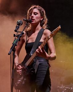 Bass, Mercury Prize, Rock Girls, Guitar Girl, Riot Grrrl, Female Guitarist, Light Music, Catherine Deneuve, North London