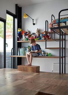 Diese Lösungen sind keineswegs nur etwas für Singles, sondern lassen sich auch im Kinderzimmer umsetzen.