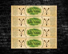 mandrake label | Halloween Labels | Harry potter potion ...