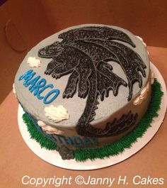 How to train your dragon  www.facebook.com/jannyh.cakes