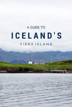 Picnicking On Iceland's Ruggedly Beautiful Videy Island