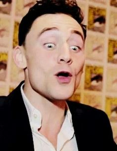 Tom's faces are the best