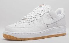 """Nike Air Force 1 Low """"White Croc  Gum"""" …"""