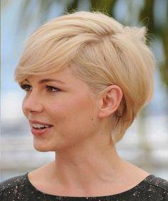 Korte Kapsels Dames Krullend Haar