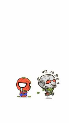 Marvel And Spider Man Image