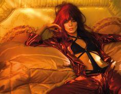 nice Vogue UK Março 2014 | Daria Werbowy por Mert Alas & Marcus Piggott  [Editorial]