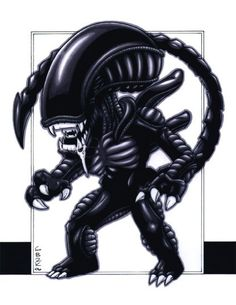 If Only the Xenomorph From Alien: Isolation Looked This Cute | Entertainment Buddha